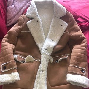 Other - SUPER WARM NICE SHEARLING JACKET
